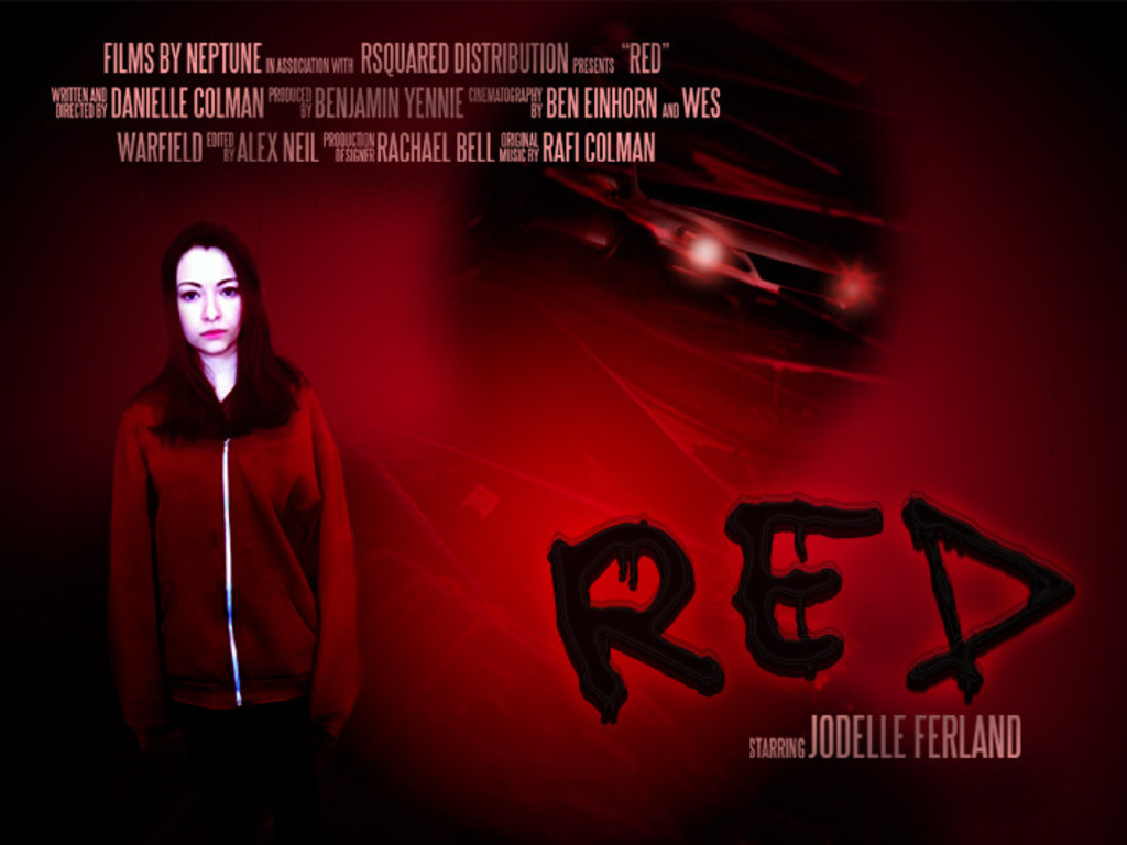 """Films by Neptune's """"Red""""'s video poster"""