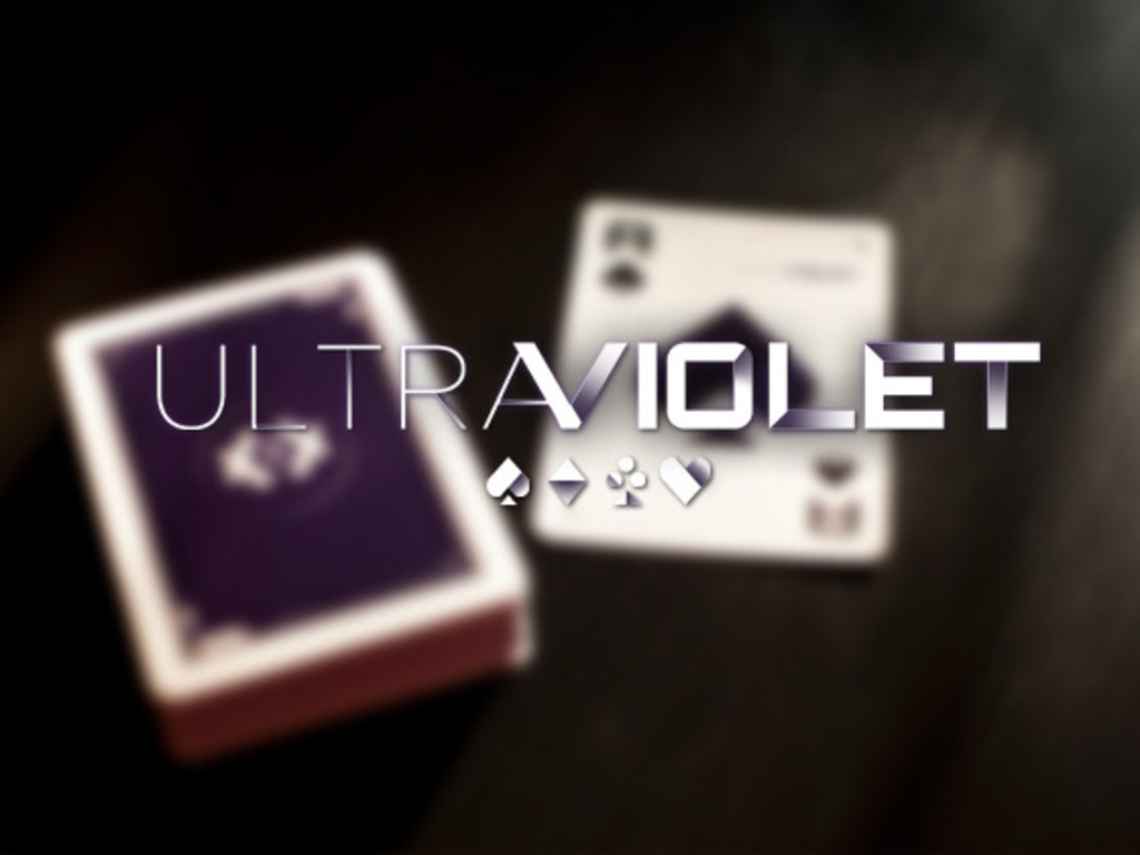 ULTRAVIOLET // Playing cards from beta17.'s video poster