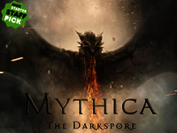 Mythica 2: The Darkspore - starring Kevin Sorbo