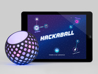 Hackaball - A programmable ball for active and creative play