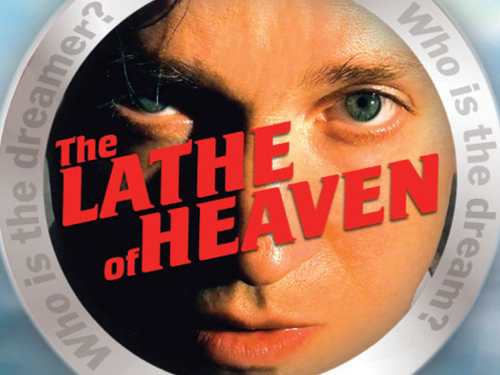The Lathe of Heaven's video poster