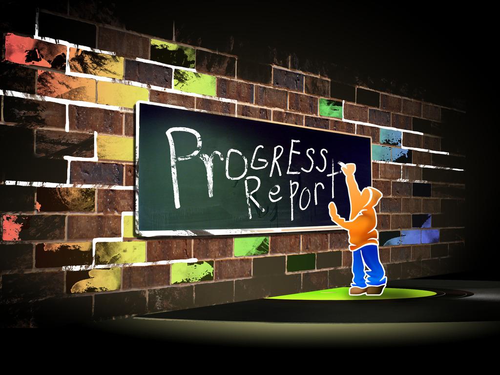 Progress Report Debut Album's video poster
