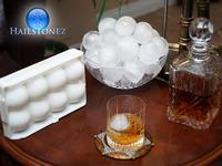 Hailstonez Billiard Baller Ice Mold