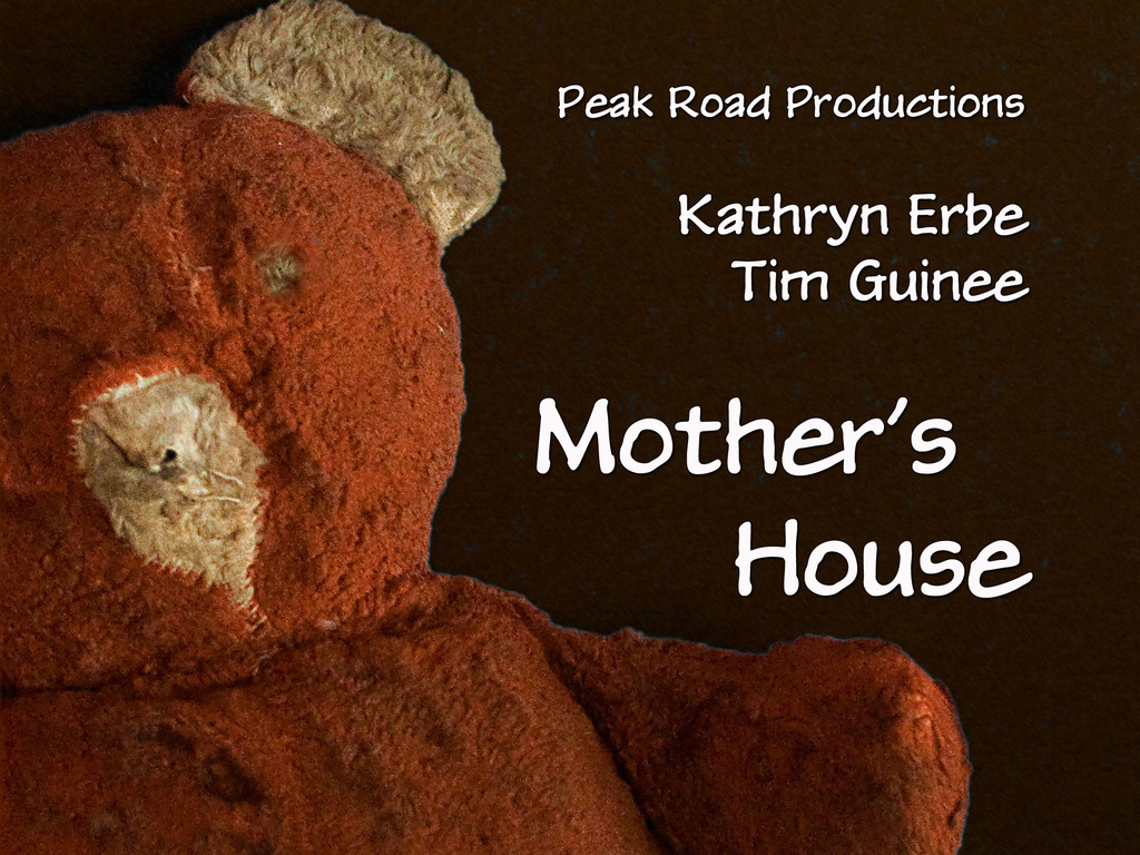 """Mother's House"" narrative short film's video poster"