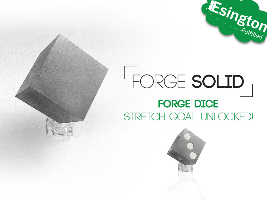 Forge Solid: Denser than solid uranium's video poster
