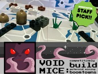 Void Mice: Boomtown (Cards/Lego® Sci-Fi Game System)