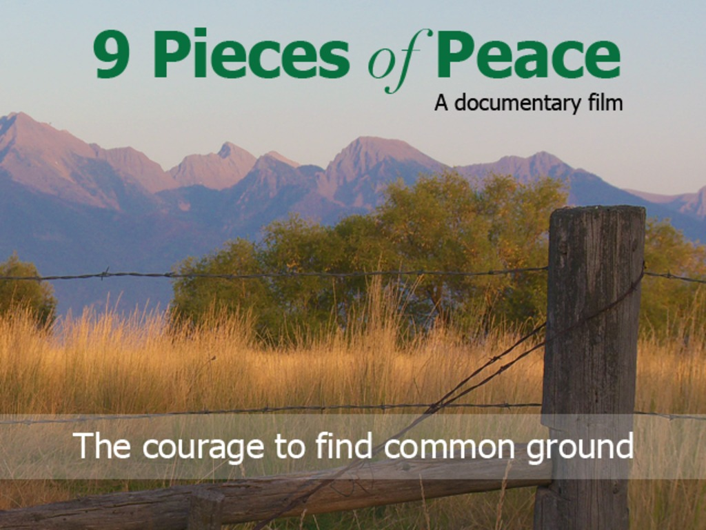 9 Pieces of Peace's video poster