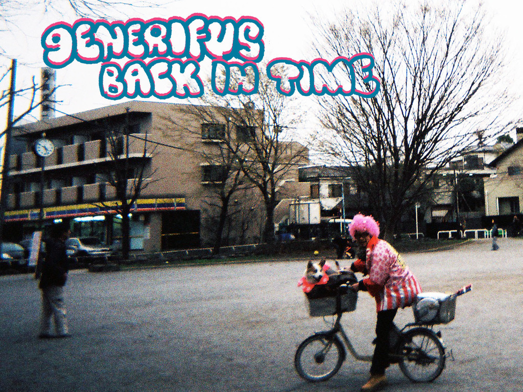 """LP Release of New Generifus Album """"Back in Time""""'s video poster"""