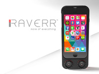 Battery Case Steroid With Front Speakers For iPhone & Galaxy