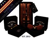 """American Heritage Collection"" - Premium Men's accessories."