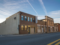 Knox Heritage Art & Salvage Shop Project