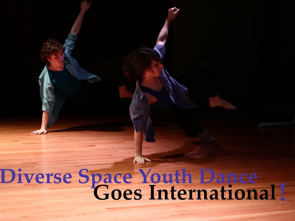 DIVERSE SPACE YOUTH GOES INTERNATIONAL's video poster