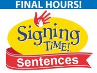 Signing Time Sentences! Bringing back Alex and Leah 2015
