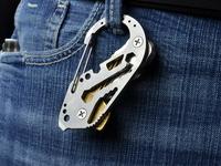 KeyBiner - The Carabiner Refined