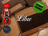 Libre -  the thinnest backlit keyboard in the world