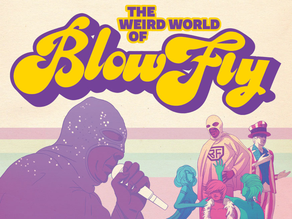 The Weird World of Blowfly – Documentary Film's video poster