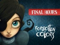 Forgotten Colors - A limited edition art book for all ages.