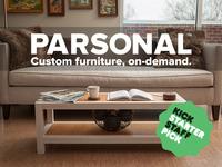 PARSONAL - Custom Furniture, On-Demand