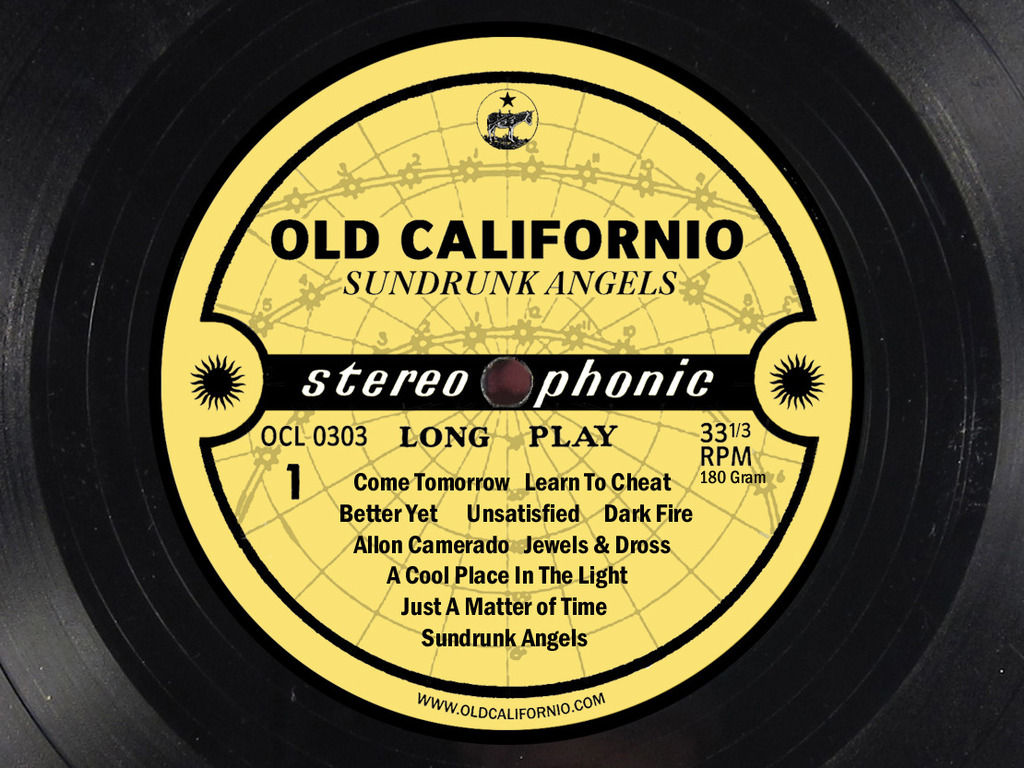 """Old Californio """"Sundrunk Angels"""" 's video poster"""
