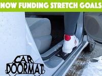Car Doormat, a Doormat for your car