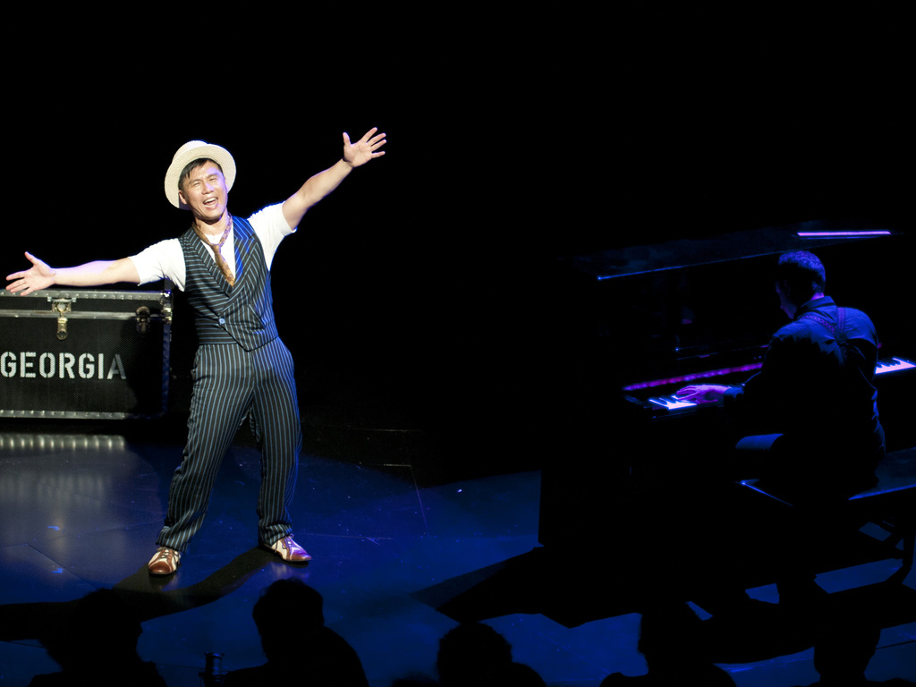 BD WONG: LIVE CONCERT RECORDING of the musical HERRINGBONE's video poster