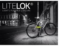 LITELOK®: Lightweight, flexible and super secure bike lock.