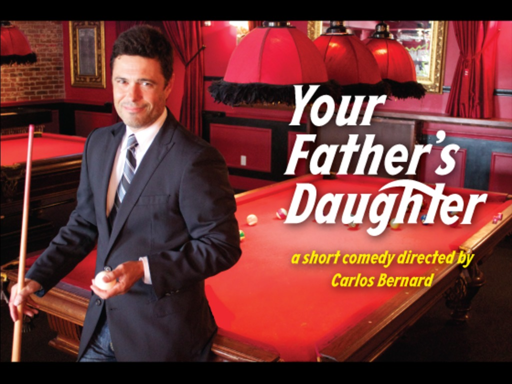 Your Father's Daughter - Directed by Carlos Bernard's video poster