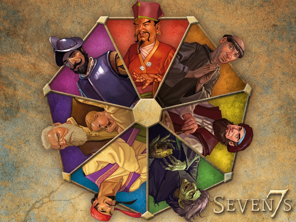 Seven7s - Card Game of Historic Sevens's video poster