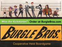 Burgle Bros. - A Cooperative Heist Boardgame