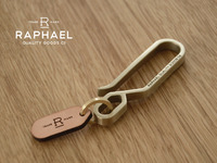 The LINK™ Key Hook from Raphael Quality Goods Co.