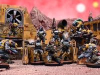 Deadzone: Infestation Sci-fi Skirmish Game