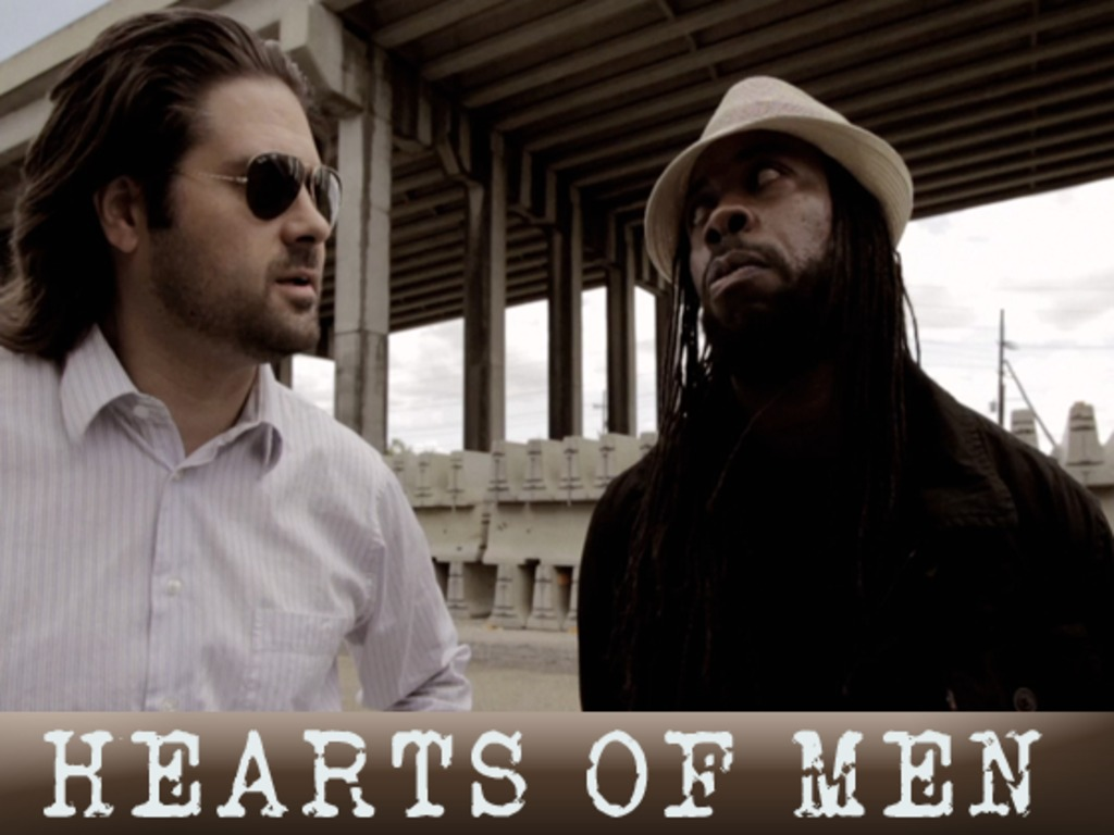 Hearts of Men's video poster