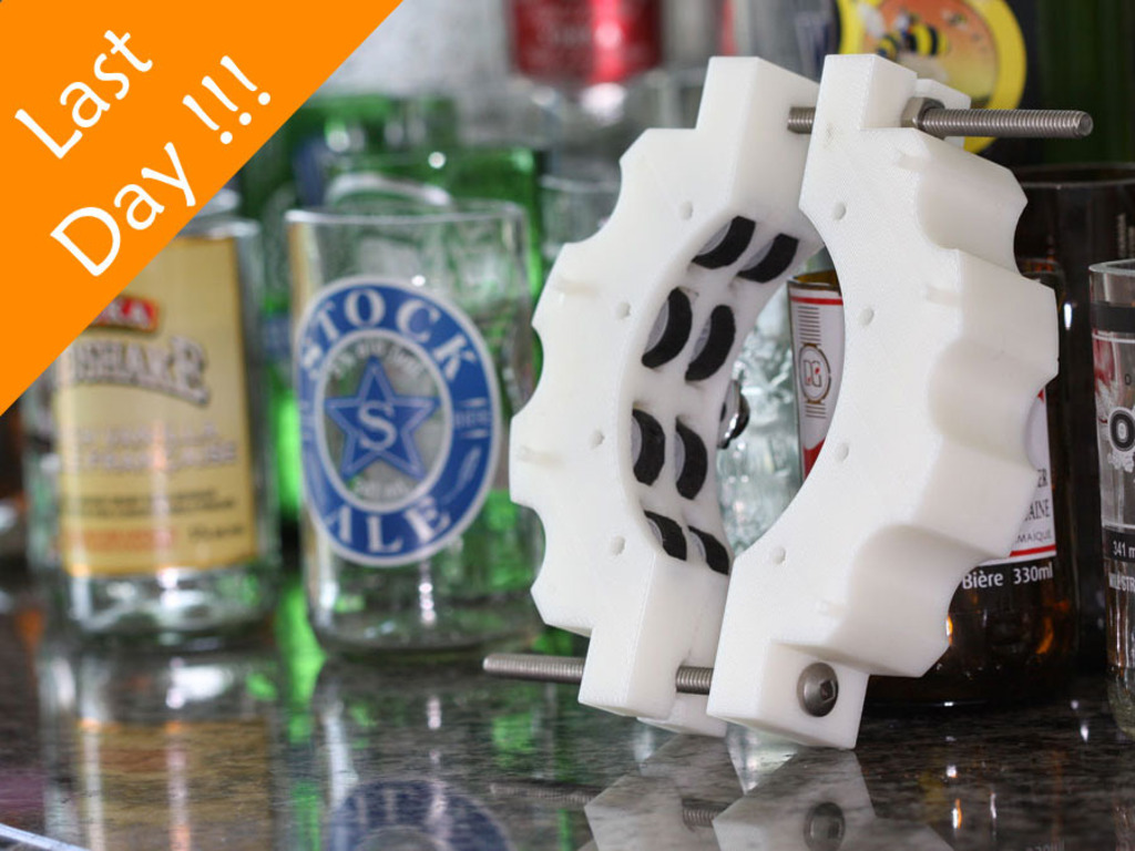 The Kinkajou: A bottle cutter with a new twist's video poster