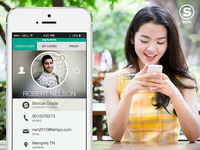 Slipto - next generation of global contact sharing