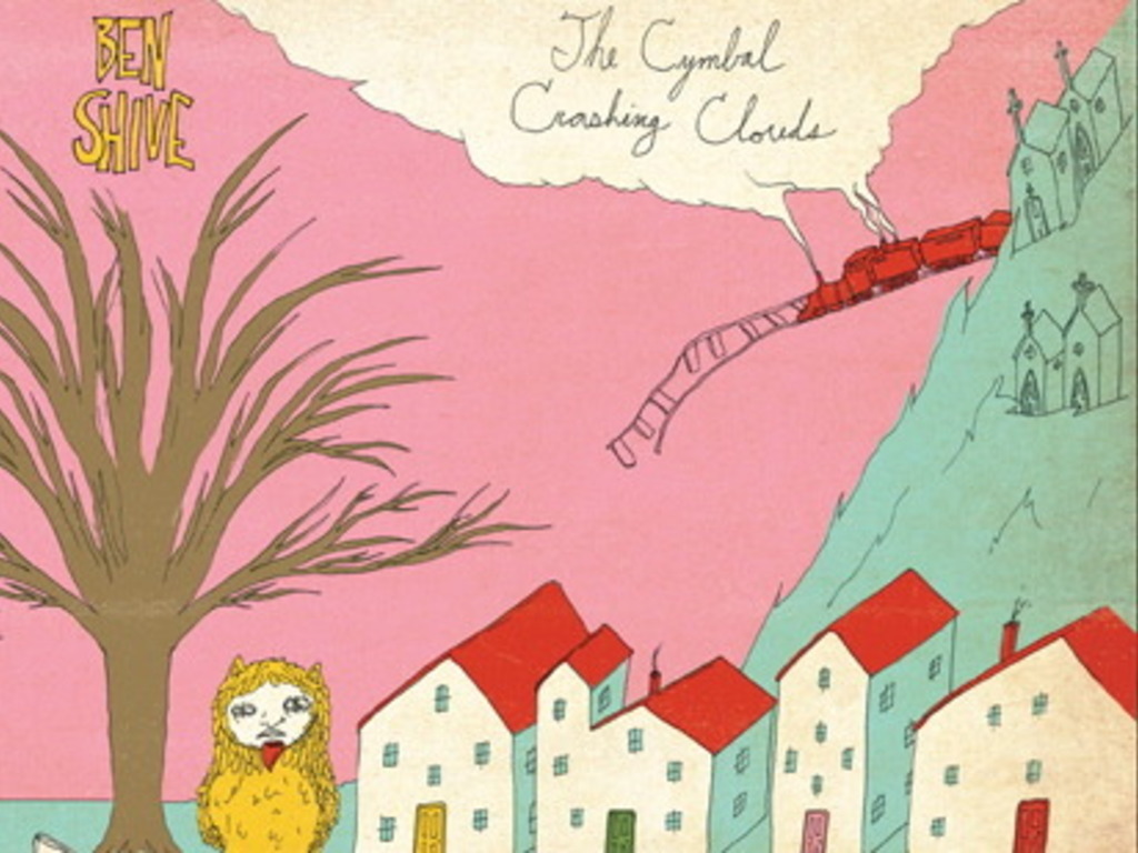 """Ben Shive's """"The Cymbal Crashing Clouds""""'s video poster"""