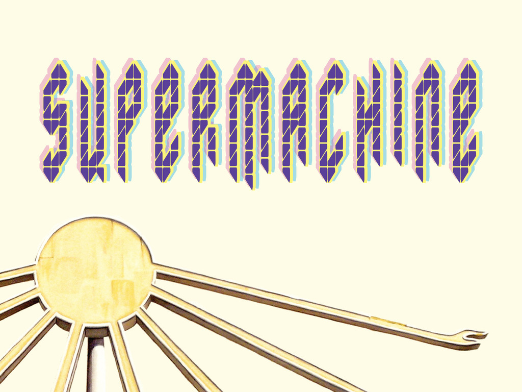 Supermachine Poetry Journal: 2011 Literary Season's video poster