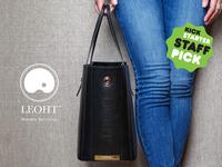 Leoht - Wearable Tech Handbags Made Beautifully