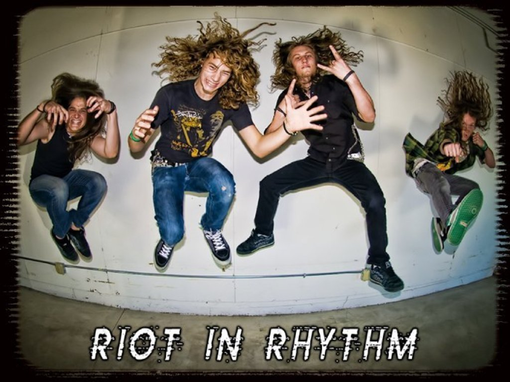Riot In Rhythm:The Making Of Rockstars TV Show and Tour's video poster