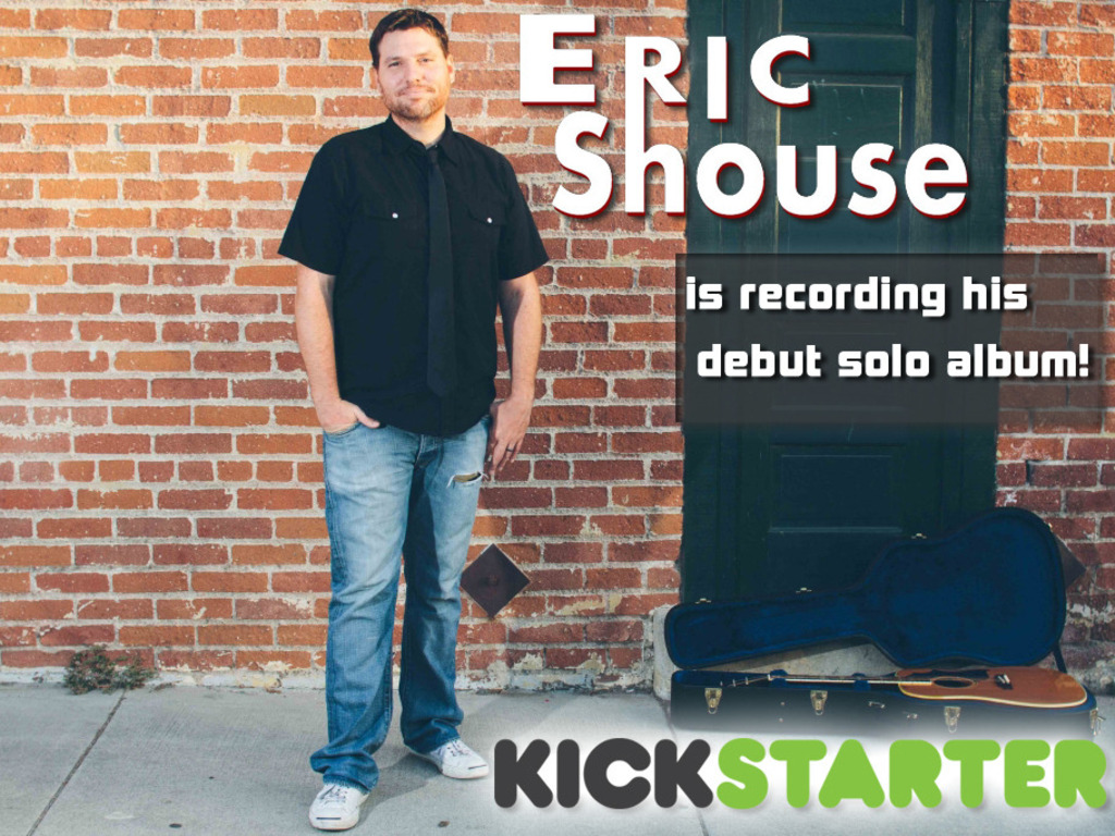 Eric Shouse is recording his debut solo album!'s video poster