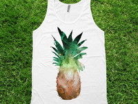 Pineapples and, Tank Tops, and Music Festivals