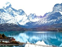 Patagonia Landscape Photography from Torres del Paine, Chile