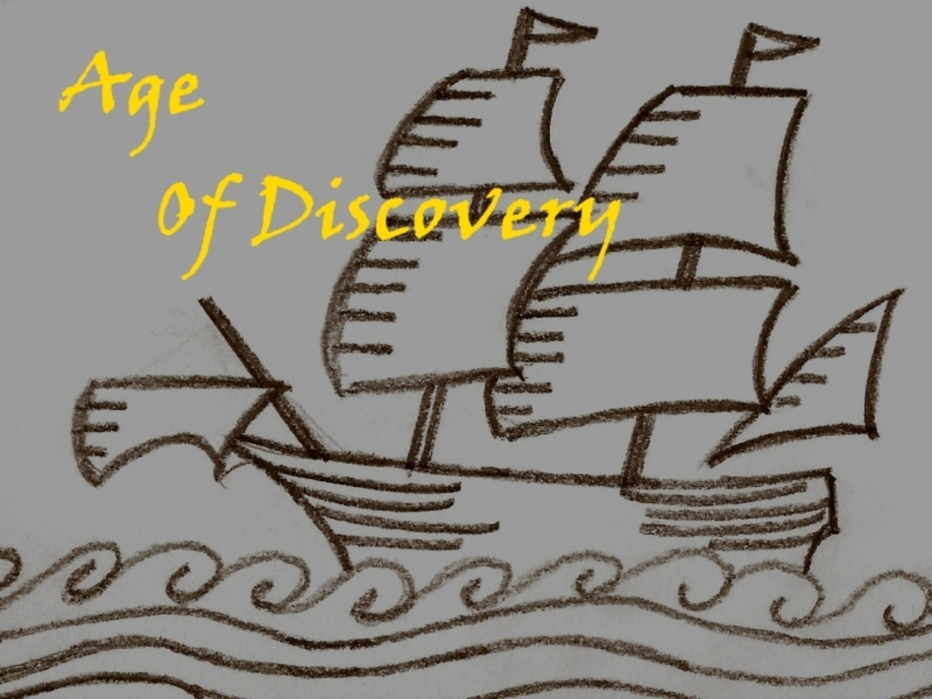 Age of Discovery's video poster