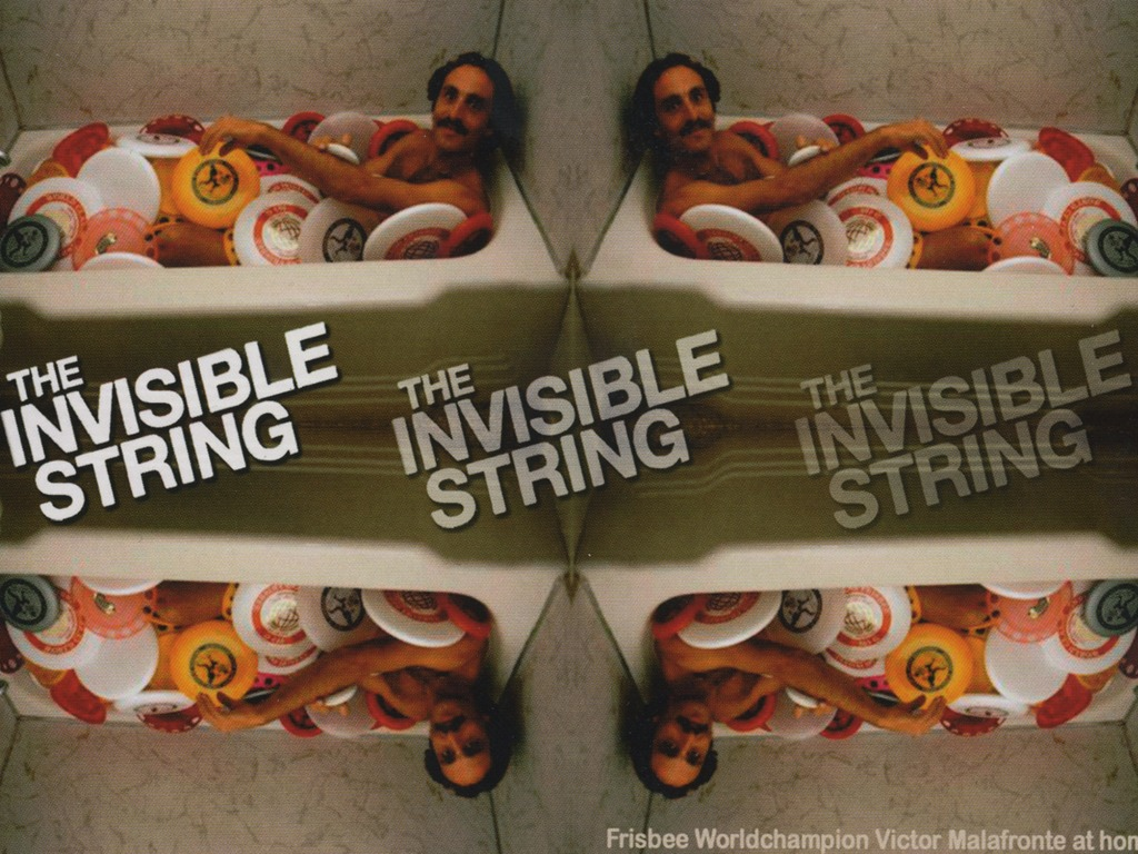 A feature length Frisbee  Documentary - The Invisible String's video poster