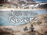 A Tale Of Two Rivers: Journeys on the Karun & Santa Cruz