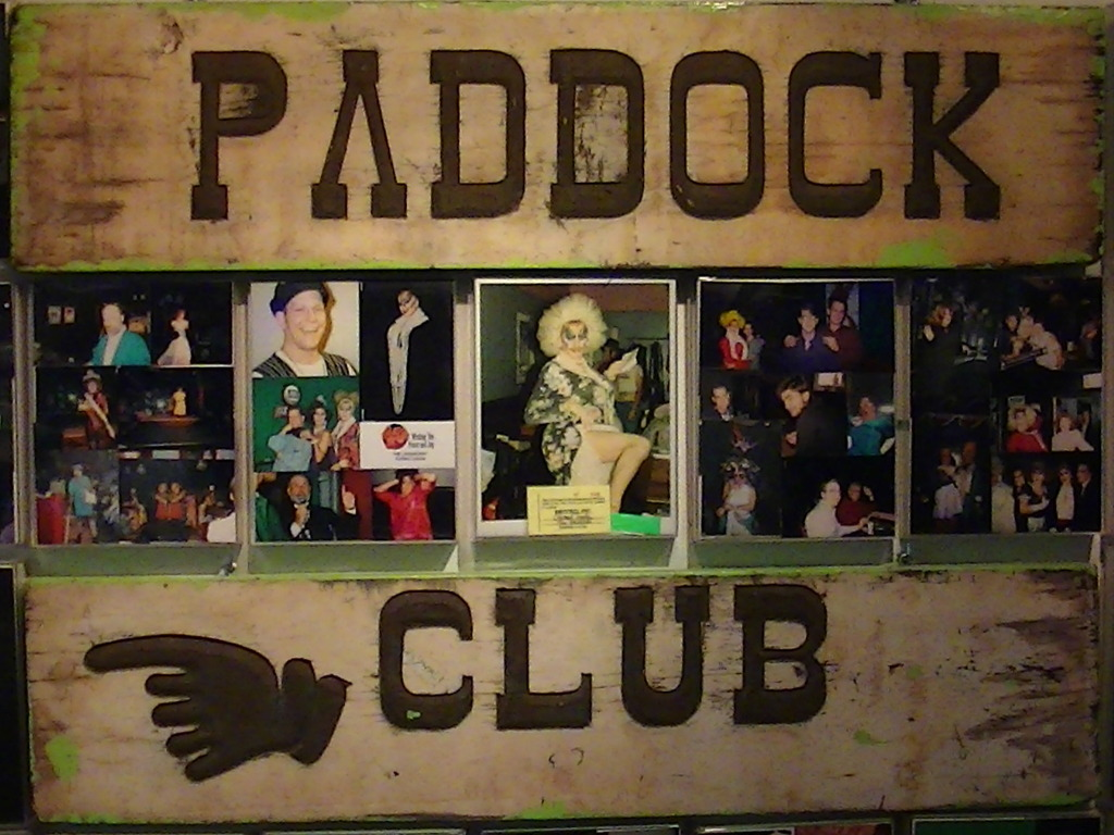 LGBT Documentary:The [mostly] True Story of The Paddock Club's video poster