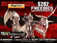 TGG2: Light and Darkness