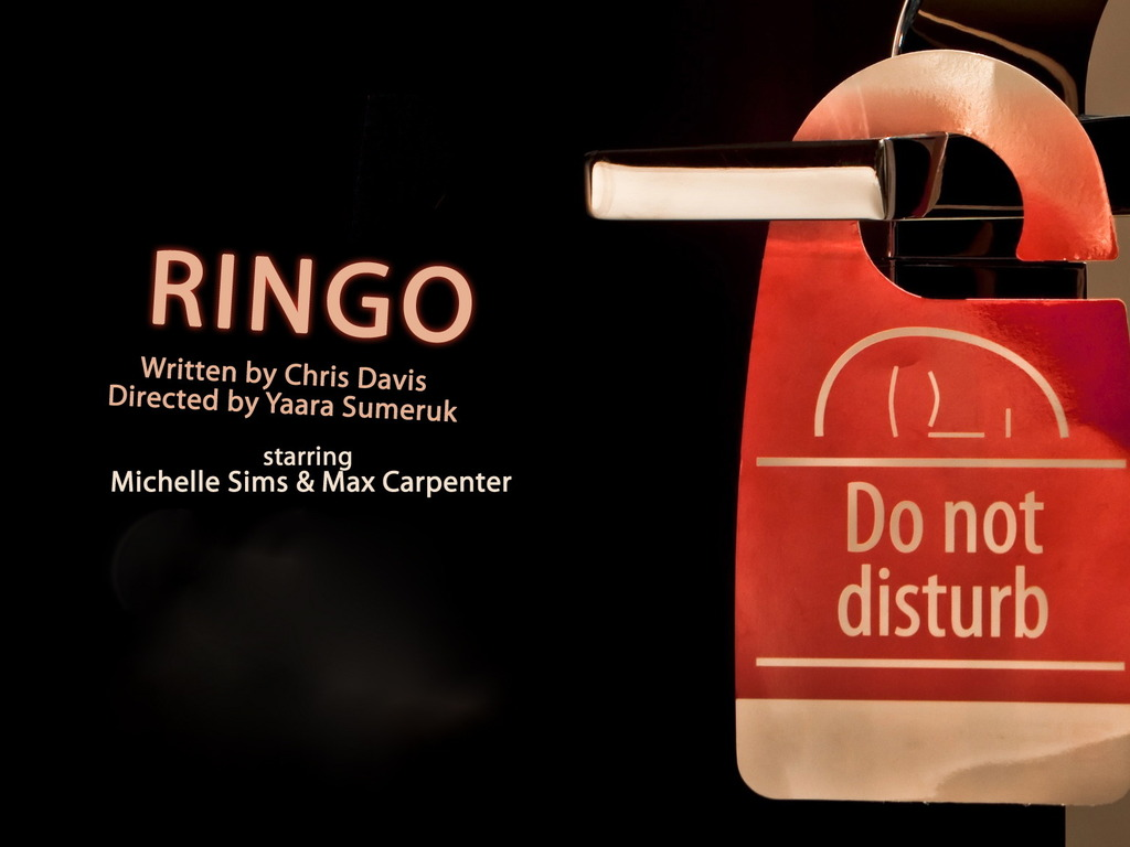 RINGO: A provocative & hilarious short film's video poster