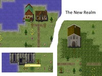 The New Realm (2D Browser Game)