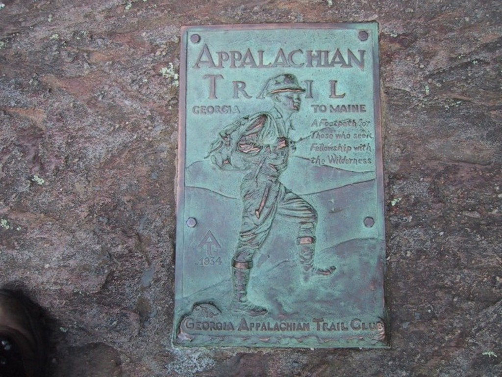 A mortal man and the Appalachian Trail's video poster