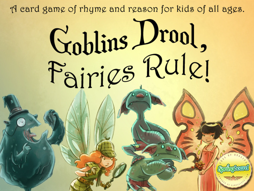 Goblins Drool, Fairies Rule!'s video poster